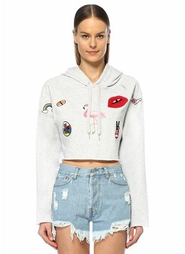 Forte Couture Sweatshirt Gri